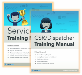 Downloadable Training Manuals